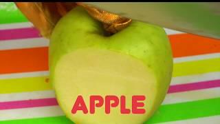 ASMR Very Yummy Healthy Fruits and Vegetables. Best Fruits | No Talking | Звуки фруктов овощей