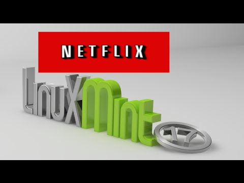 Correctly Install the Netflix Desktop App in Linux Mint 17