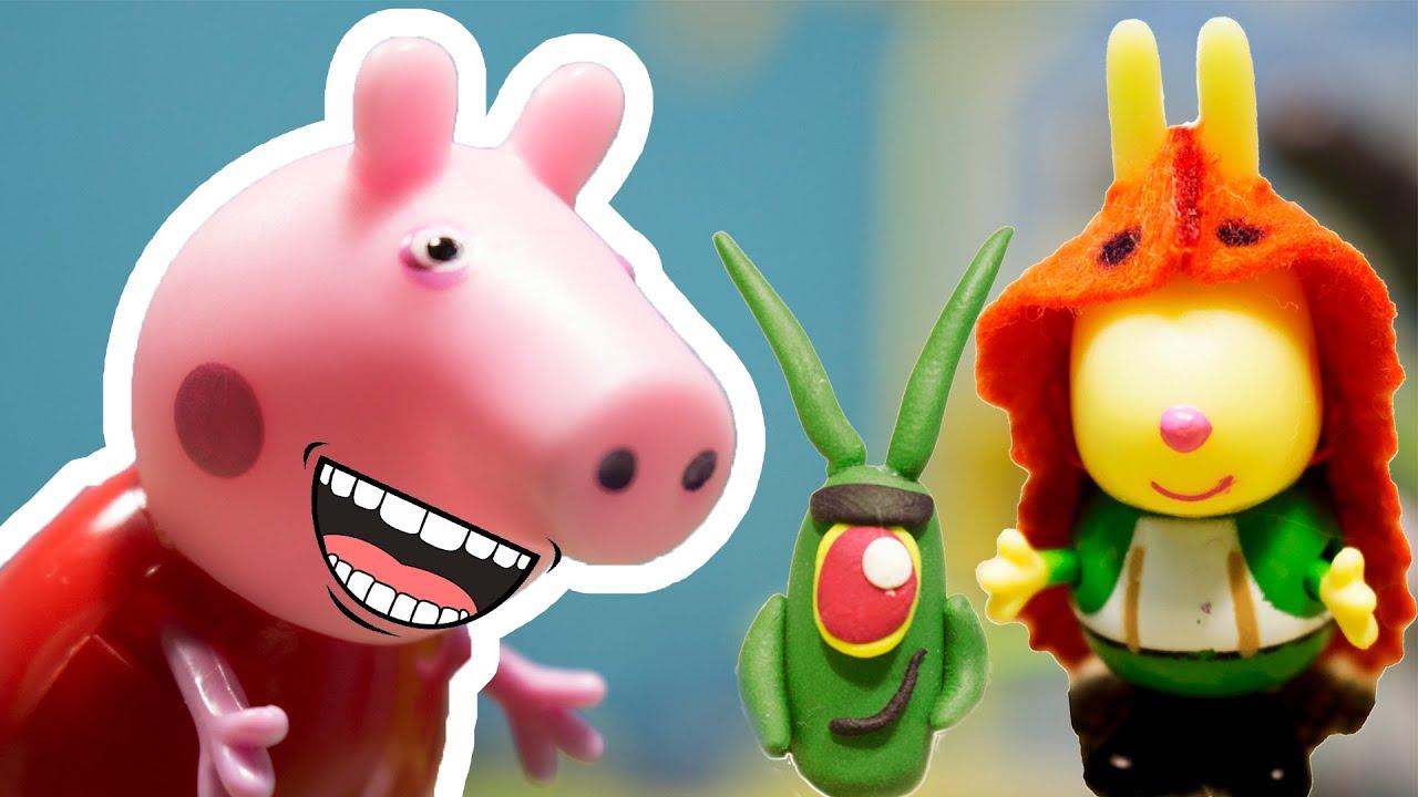 Свинка Пеппа / Peppa Pig - Самый ужасный мультик