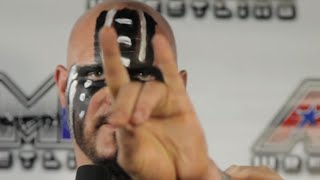 Doc Gallows on Samoa Joe in NXT, Bullet Club Stealing Hand Symbols