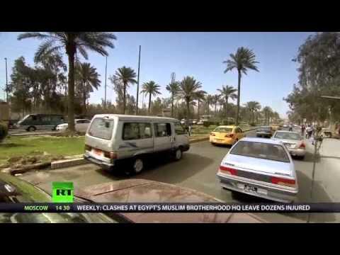 Bagdad Taxi