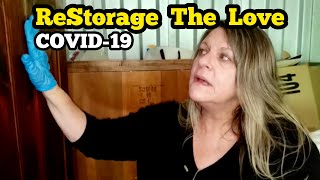 COVID 19 TOOK HER STORAGE UNITS I Bought An Abandoned Storage Unit And GAVE IT BACK