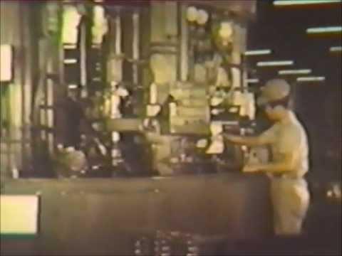 1960's Suzuki Factory Tour