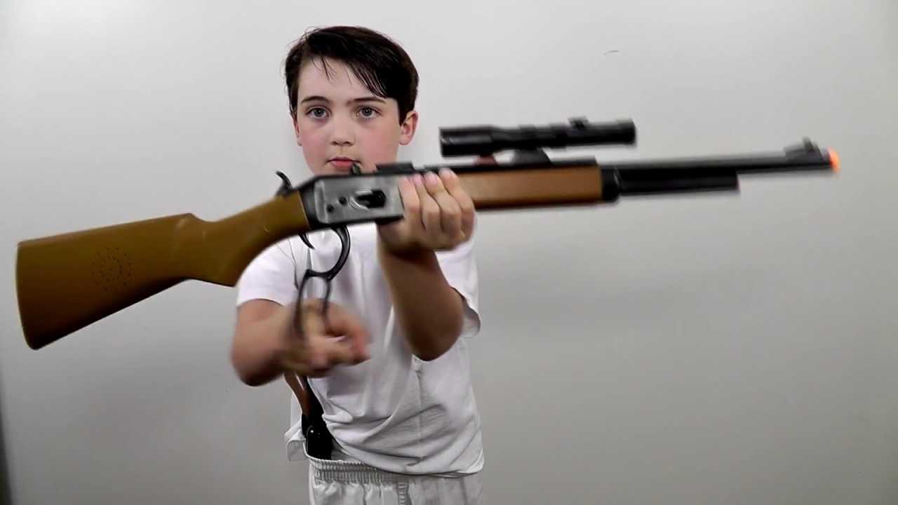 Rifles Toys 85