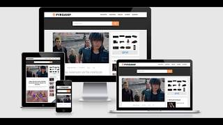 Pyro AMP Blog Teması - AMP Temaları
