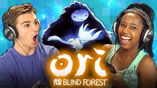 ORI AND THE BLIND FOREST (REACT: Gaming)