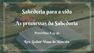 As promessas da Sabedoria
