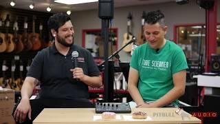 Pitbull Audio Gear Spotlight: The Boomerang Lll  Phrase Sampler And Alex Kova Interview