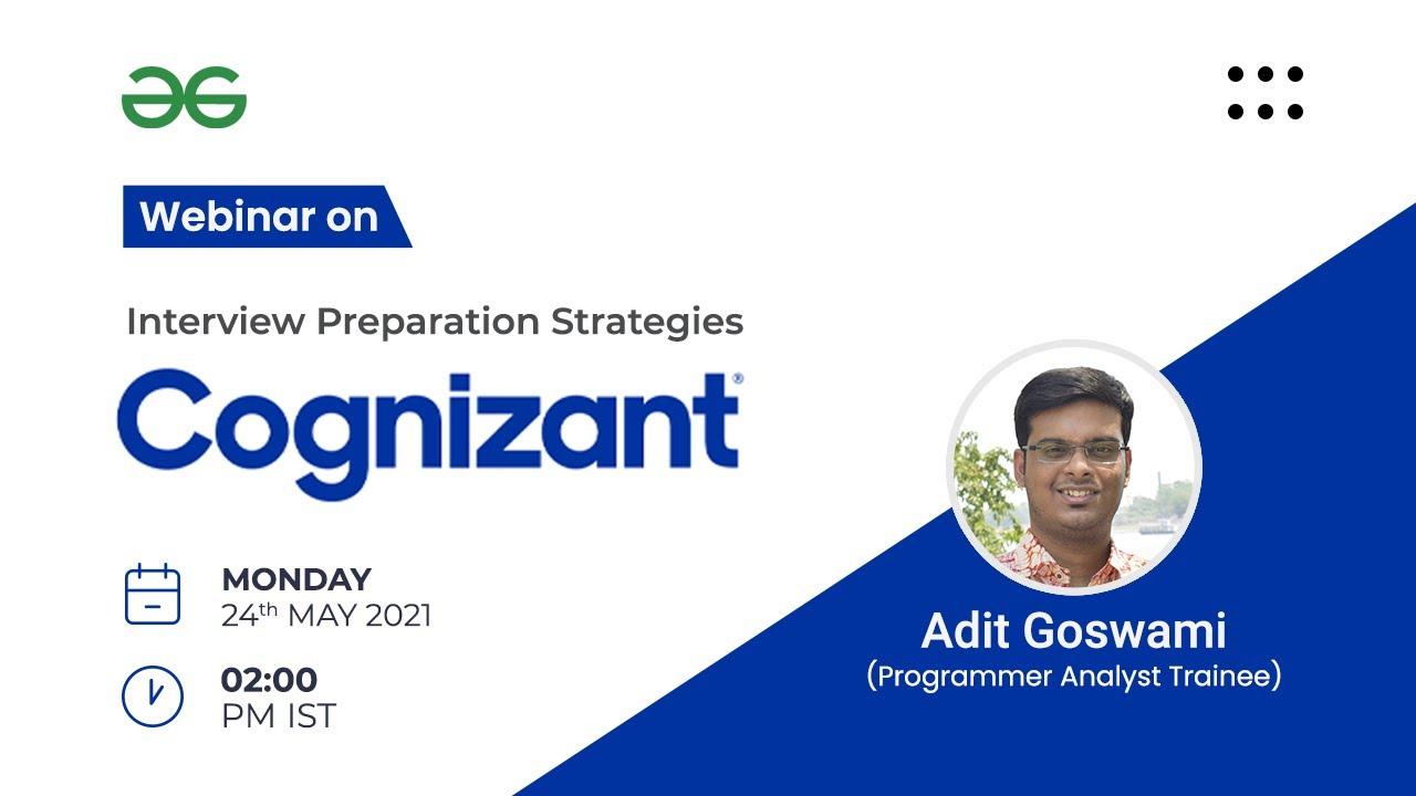 Interview Preparation Strategies   CTS