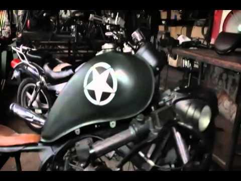 Conheça a equipe que modifica motocicletas a 5 anos em Manaus
