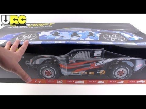 Exceed RC 1/8th scale Mad Drift car...