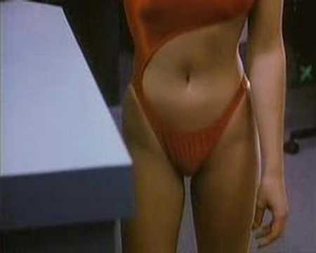 Erika Eleniak Bathing Suit