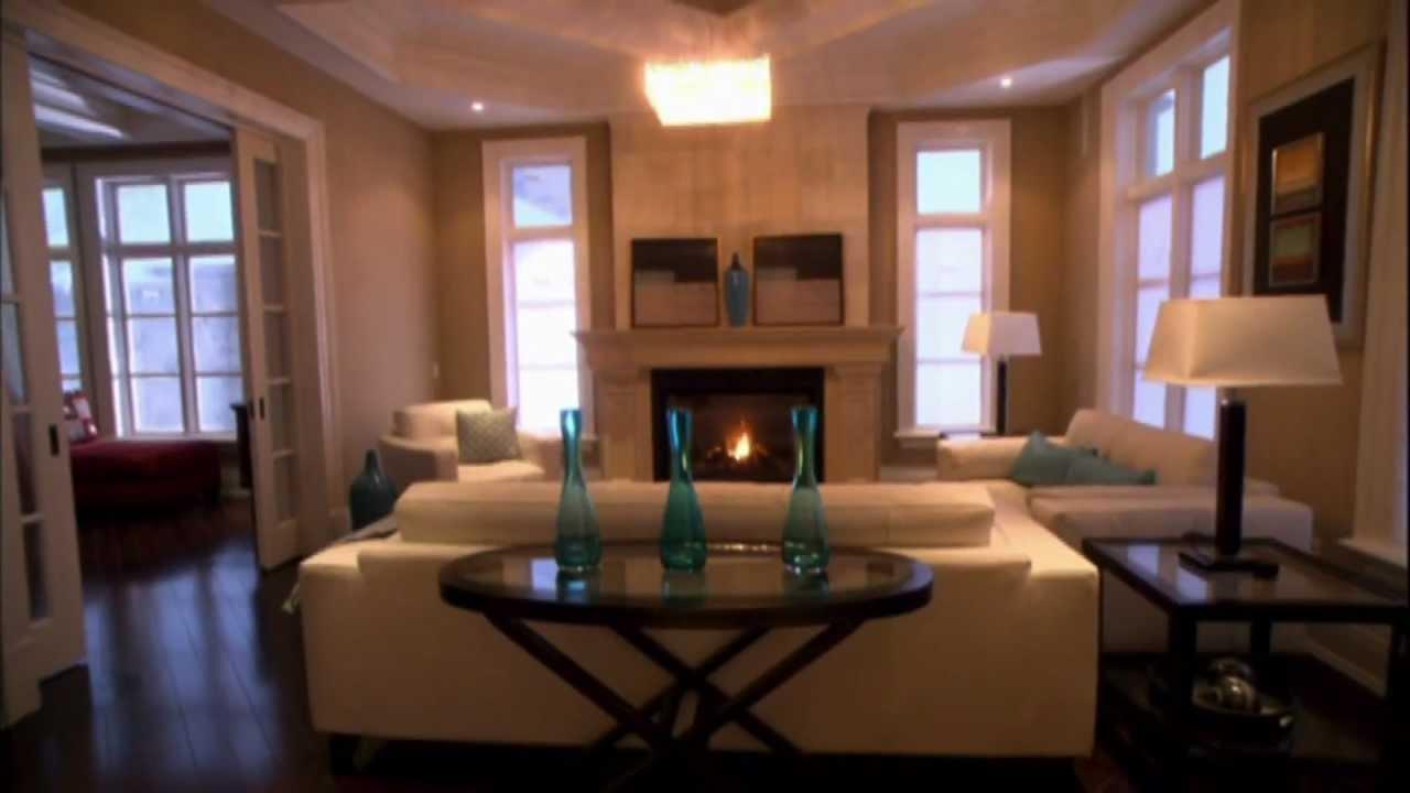 Multi Million Dollar Luxury Mansion Interiors - Style and ...