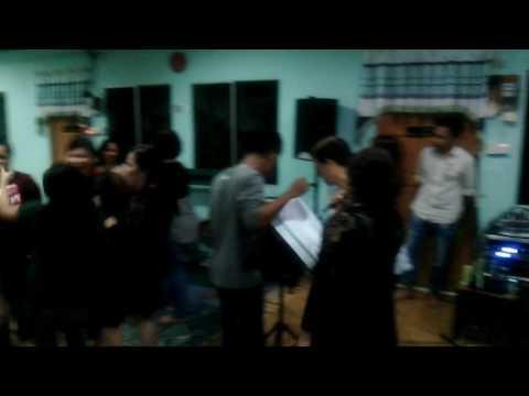 Tesat madang bungai live cover by vegalis band ft bbt band