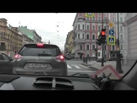 Проезд через перекрестки по системе. Схема управления автомобилем по Правилам Дорожного Движения