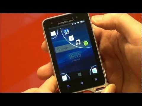 Sony Ericsson Xperia active | HD-Handytest