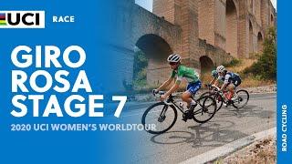 2020 UCI Women's WorldTour – Giro Rosa Stage 7