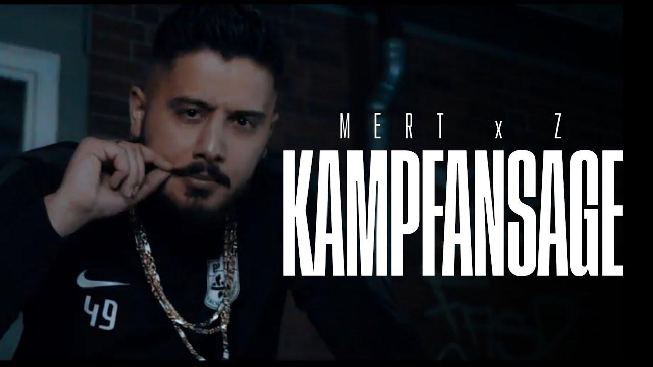 MERT x Z - KAMPFANSAGE (Official Music Video)