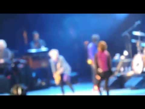 The Rolling Stones All Down The Line on Zip Code US Tour 2015