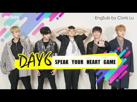 """[ENG SUB] Day6 Kkbox Interview 170802 - """"Music is my one and only happiness"""""""