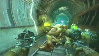 Hellgate: London PC Games Gameplay - Explosions