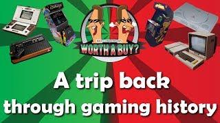 A trip back through gaming history