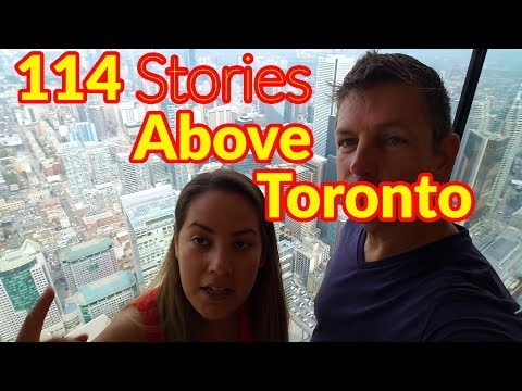 Full Time RV Living | 12,853 Steps in Toronto | S2 EP125