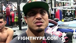 """MIKEY GARCIA RESPONDS TO LOMACHENKO AND ARUM; CALLS BLUFF AND SAYS """"HELL YEAH"""" TO 135 SUMMER CLASH"""