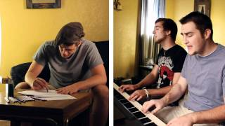 Tonight Tonight - Hot Chelle Rae - Cover by Michael Henry & Justin Robinett