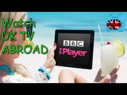 Watch UK TV Abroad Online With a VPN