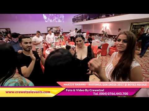 Marius Babanu - Sistemul din India New Live 2017