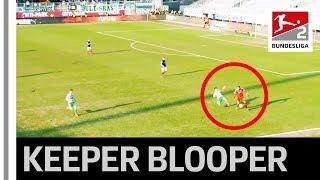 30 Metre Goal After Goalkeeper