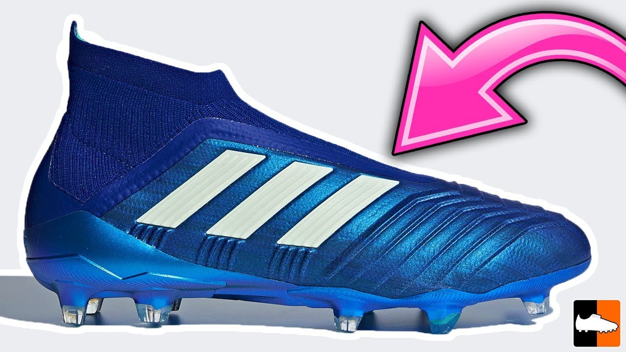 10f138a5b2e Deadly New adidas Football Boots! - YouTube