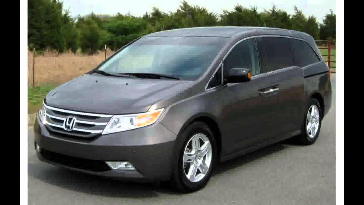 Honda Odyssey Ex L Vs Touring >> 2009 Honda Odyssey Touring Edition - YouTube
