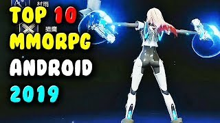 Best MMORPG Games For Android 2019