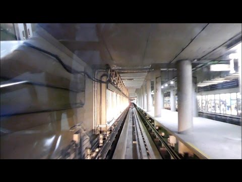 Hong Kong Airport  HKG -  Airport Automated People Mover