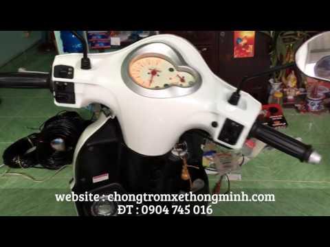 Chiếc Xe Nozza đầu Tiên Của Một Bạn Gái Rất Dễ Thương Biển Số Cà Mau đến Shop Lắp Khóa Fast Lock V2