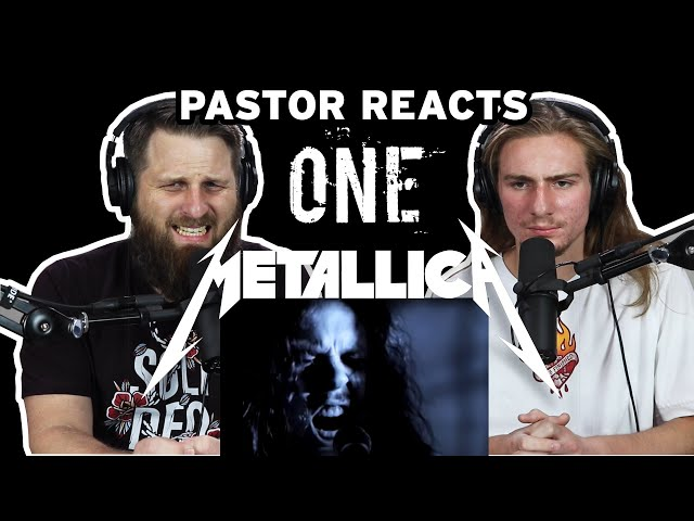 Metallica One // Pastor Reaction & analysis