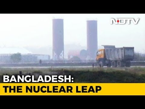 India's First Atomic Energy Venture Abroad Is Bangladesh's First N-Plant