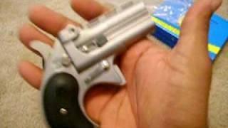 Cobra Derringer .38 Special review