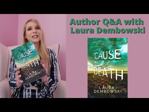 Cause of Death - Author Q&A