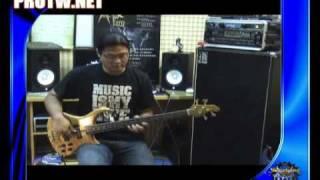 貝斯 - 基礎入門(一) Bass Lesson 1