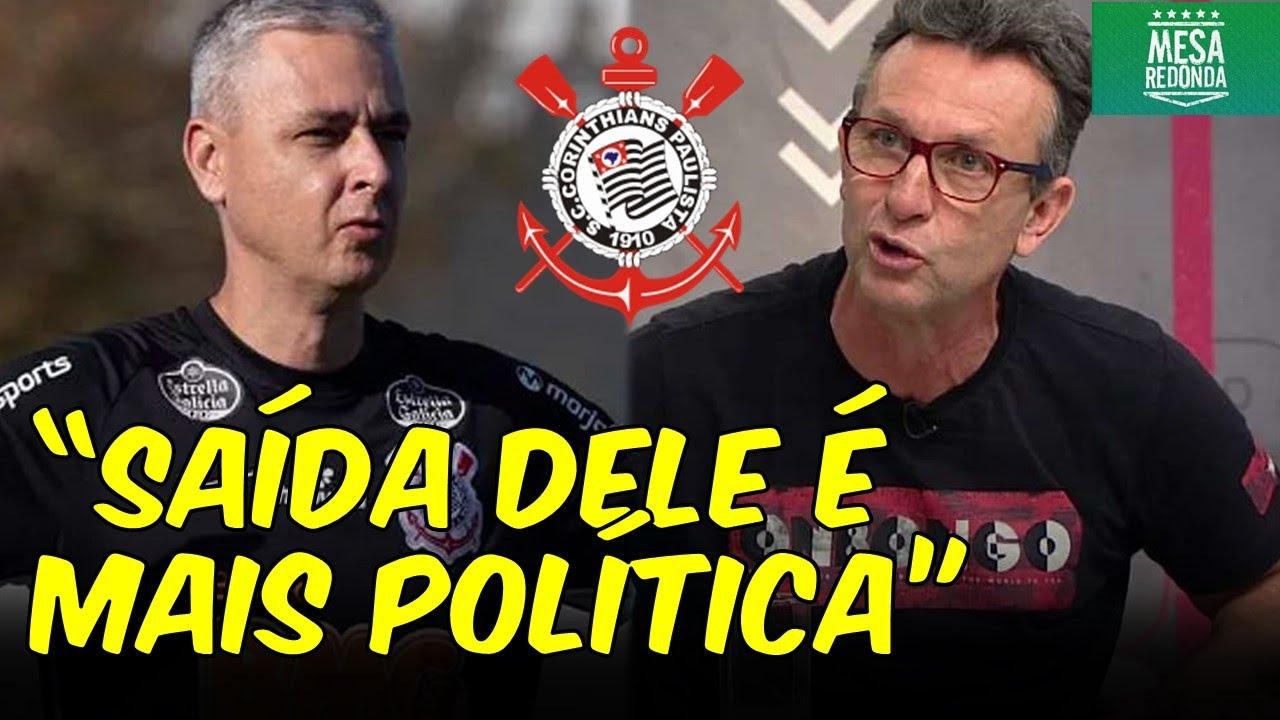 """""""Não suportou a PRESSÃO dentro do vestiário"""", diz Neto sobre Tiago Nunes (13/09/20)"""