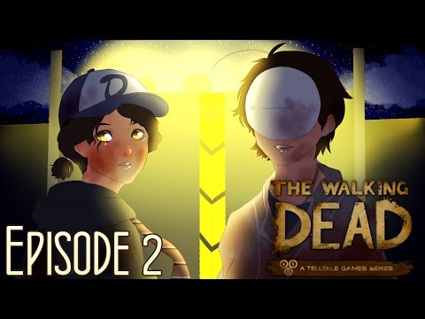 Cry Plays: The Walking Dead [S3] [Ep2] [Full]