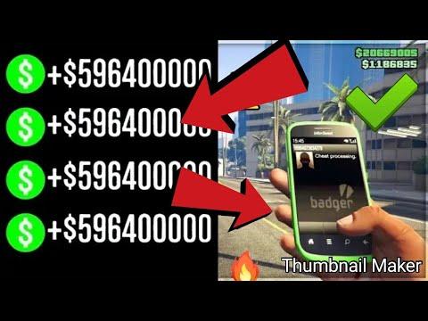 Gta5 Offline And Online Money Glitch/Free Money (PS4, Xbox 360, Ect...)