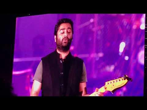 Arijit Singh Concert in Mumbai 2018 MMRDA   Arijit Singh India Tour   Arijit Singh Mashup