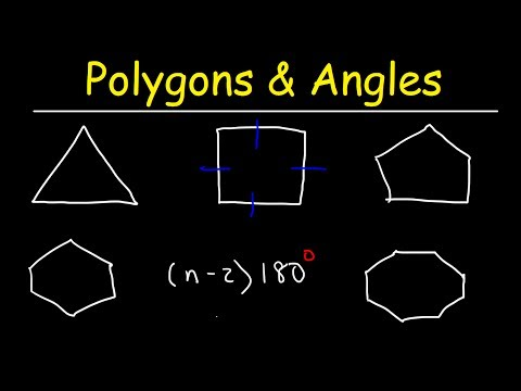 interior-angles-of-a-polygon---geometry