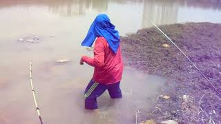 Video asiknya mancing pake jaring!! ( ikan nila ) download MP3, 3GP, MP4, WEBM, AVI, FLV September 2018