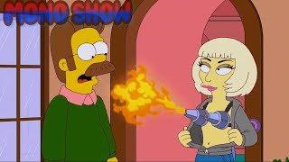 Los Simpson  -  Laddy Gaga y Lisa  Parte (3/5) Audio Latino
