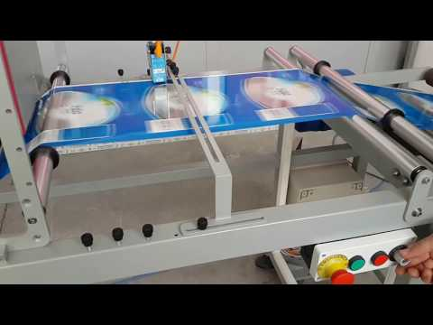 Savema Winder&Unwinder System with Thermal Transfer Printers for Romania Market - 1
